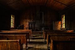That Pioneer Church Again (Anvilcloud) Tags: rockinghamchurch rockingham wilno ontario canada ca easternontario church pioneerchurch