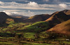 England's Green and Pleasant Land (Andrew G Robertson) Tags: keswick lake district cumbria cumberland newlands valley horseshow cat bells