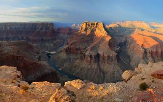 Grand Canyon from Navajo Nation