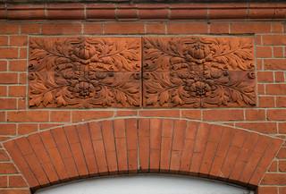 Gorgeous brickwork