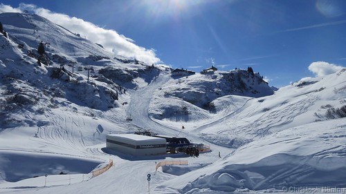 Arlberg - Zürs - Trittalpbahn