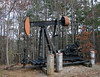 Pure-Hickey # 4 oil well (Black Hand Gorge, Licking County, Ohio, USA) (James St. John) Tags: purehickey 4 oil petroleum well wells black hand gorge licking county hanover township ohio clinton sandstone crude barrels
