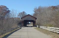 covered bridge in Greenup (Joanna Key) Tags: coveredbridge bridge greenup illinois midwest