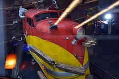 Bretagne Express 1 (ilana.greendel) Tags: bretagne breizh brittany train exposition exibition maquette sculture bd