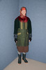 Slave Maid (Warm Clothes Fetish) Tags: maid slave waitress sweat torture girl apron fleece boots warm hot coat fur niqab hijab chador