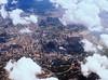 Aerial View of Kuala Lumpur (stardex) Tags: kualalumpur cloud aerial city landscape malaysia