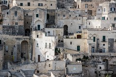 in front of the rock house (_photoful) Tags: door italy matera photoful rock travel window