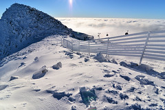 Above the clouds@Chopok