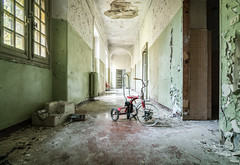 Misplaced Childhood (Paul J Photography) Tags: urbex hospital childhood