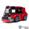 75899 Mini E Bus (KEEP_ON_BRICKING) Tags: lego speed champions 75800 ferrari set alternate moc model building instructions tutorial mini electric bus