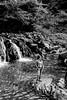 Photo against the waterfall. (vzotov.doc) Tags: leica digilux 3 picture monochrome vladimir zotov ukraine
