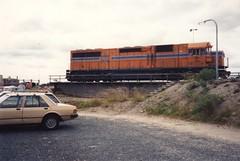 Forrestfield 1992 (Cris Fitzhardinge Aka CrisFitz) Tags: westrail wagr forrestfield