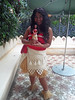 Moana and Her Doll (BeautifulToyReviews) Tags: disney doll disneyland moana deboxed meet greet face character parks theme outdoors outside