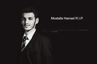 Farewell Mostafa Hamad