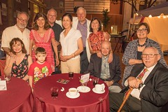 Brazier Society Guests (Photograph by Kevin Murray)