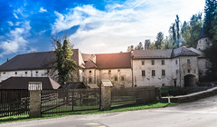 Bistra - castle (rlubej) Tags: notranjska castle