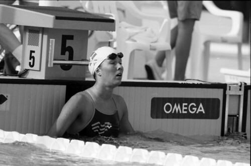 042 Swimming EM 1991 Athens