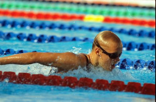 562 Swimming EM 1991 Athens