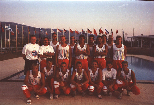 122 Waterpolo EM 1991 Athens
