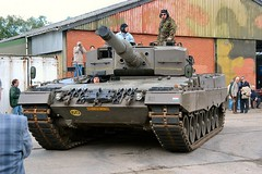 """Leopard 2A4 2 • <a style=""""font-size:0.8em;"""" href=""""http://www.flickr.com/photos/81723459@N04/37705613625/"""" target=""""_blank"""">View on Flickr</a>"""