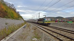 HLE 2732 - L125 - ANDENNE (philreg2011) Tags: hle27 hle2732 l125 andenne sncb nmbs trein train ic20142400 ic20142436
