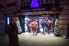 DSC_1937 London West End Piccadilly Emporium Christmas (photographer695) Tags: london west end piccadilly circus emporium christmas