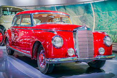 1952 Mercedes Benz 300 (a7m2) Tags: mercedesbenz museum stuttgart adenauer technik automobil oldtimer