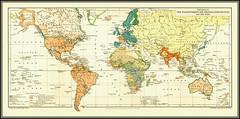 s0209a 6064 Brock14A15B  Band: Social - Türken Verteilung der Staatsformen und Kolonialverfassungen auf der Erde. (Morton1905) Tags: s0209a 6064 brock14a15b band social türken verteilung der staatsformen und kolonialverfassungen auf erde