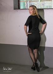 Kim 13 (M van Oosterhout) Tags: model photoshoot fotoshoot parking parkeergarage garage modeling posing female girl woman modelphotography style sexy