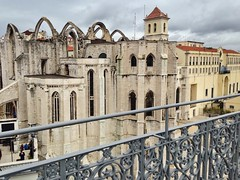 Carmo Convent (brimidooley) Tags: carmoconvent ruins lisbon lisboa portugal europe city citybreak travel lissabon lisbonne portugali portogallo