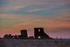 Ruinas al atardecer (dnieper) Tags: adobe ruinas atardecer colores villacreces valladolid spain españa