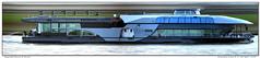 Oceandiva Futur (Morthole) Tags: slitscan ship boat schip boot barge binnenvaart schiff rheinschiff oceandivafutur passagiersschip passagiersboot passengersboat passengersship passagierschiff naviresãpassagers