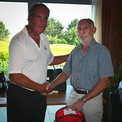 147 - Mens Captain's Day Winner Stan Serwata (Neville Wootton Photography) Tags: 2014golfseason golf stmelliongolfclub stanserwata winners saltash england unitedkingdom