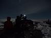 Orion Atop Yamnuska (David R. Crowe) Tags: csmc nighthiking outdooractivities scrambling exshaw alberta canada