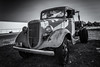 1935 Ford-2 (D E Pabst Photography) Tags: truck 1935 rustic historic automotive ford classic monochrome blackandwhite