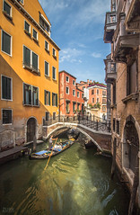 Arterias del Amor (Cruz-Monsalves) Tags: venecia venezia venessia venesia veneto canales channels italia italy europa europe gongola love amor