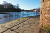 River Dee,  at Chester (Sax n Bass) Tags: chester241117 river dee chester morning