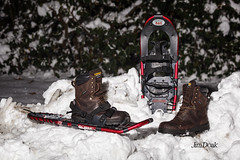 week 49 boots_shoes 1 (jimd_603) Tags: 2017 boots december snow snowshoes