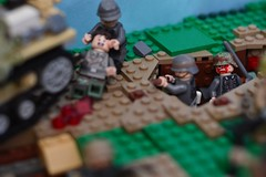 Unglücklich (Rage_Rex) Tags: ww2 lego german