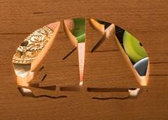 Bluenose Button Box (fotofrysk) Tags: macromonday buttonsandbows hmm buttons bluenosebuttonbox thewoodenmenagerie eaglehead novascotia maple wood canada ontario thornhill cityofmarkham afsmicronikkor105mm28ged nikond7100 201712027291