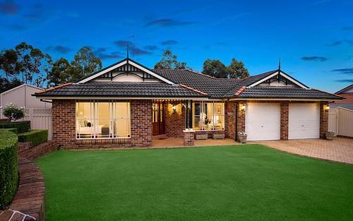 3 Atkins Ct, Baulkham Hills NSW 2153