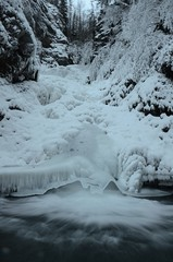 Thunderbird Falls (steve_scordino) Tags: frozen waterfall ice