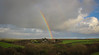 Rainbow Cloud (Andy.Gocher) Tags: andygocher canon100d sigma18250 canon100dsigma18250 europe uk wales southwales westwales pembrokeshire coastalpath landscape clouds rainbow bluesky greenfields