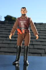 Star Trek - Klingon ( Mego 1974 ) (Donald Deveau) Tags: startrek sciencefiction actionfigure doll tvshow 1960stv toyphotography toys vintagetoy klingon mego