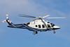 G-MLAP   LTN/EGGW  30.11.17 (Eric.Denison) Tags: gmlap leonardo aw169 helicopter luton ltn eggw