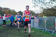 DSC_0256 (Adrian Royle) Tags: mansfield berryhillpark sport athletics running racing relays xc crosscountry ecca nationalcrosscountryrelays athletes runners action clubs park autumn nikon
