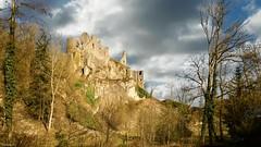 Les Ruines de Montaigle (BE) (YᗩSᗰIᘉᗴ HᗴᘉS +9 500 000 thx❀) Tags: old ruin ruine sky clouds architecture namur belgium belgique bel aa europa europe wallonie hensyasmine yasminehens