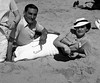 Vamos à praia! (© Portimagem) Tags: portugal patrimónionacional historia praia verão ericeira família irmão irmã