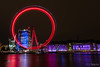 London Eye (Londres) (Yorch Seif) Tags: londoneye london londres nocturna nocturnal longexposure largaexposicion