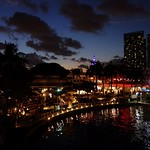 Miami Marina at Night (Florida, USA) thumbnail